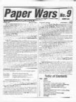 "#9 ""Lee vs. Grant, Stonewall Jackson's Way"""
