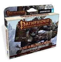 Rise of the Runelords #6 - Spires of Xin-Shalast Adventure Deck (2nd Printing)