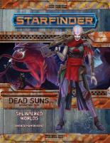 """#3 """"Dead Suns #3 - Splintered Worlds"""""""