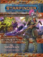 """Dead Suns #5 - The Thirteenth Gate"""