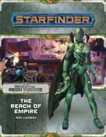 """Against the Aeon Throne #1 - The Reach of Empire"""