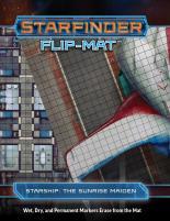 Flip-Mat - Starfinder - Sunrise Maiden