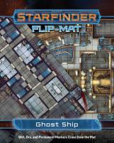 Flip-Mat - Starfinder - Ghost Ship