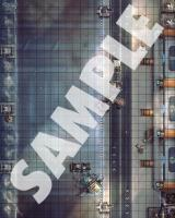 Flip-Mat - Starfinder - Spaceport