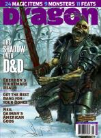 "#324 ""The Shadow Over D&D, Eberron's Nightmare Realm, Neil Gaiman's American Gods"""