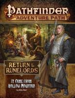 """#134 """"Return of the Runelords - #2 It Came From Hollow Mountain"""""""