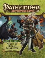"#50 ""Jade Regent #2 - Night of Frozen Shadows"""