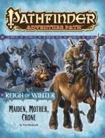 "#69 ""Reign of Winter #3 - Maiden, Mother, Crone"""