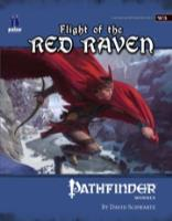 Flight of the Red Raven