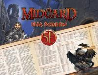 Midgard GM Screen (5E)