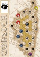 Age of Steam Expansion - Panama/Corsica