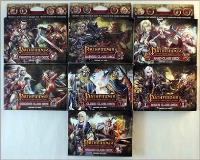 Pathfinder Adventure Card Game - Core Class Deck Collection!