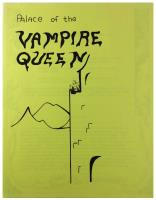 Dungeon Master Kit #1 - Palace of the Vampire Queen (3rd Printing)