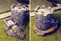 Dwarian Wizards Stone Tower