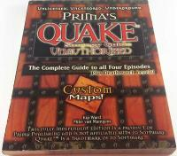 Quake Strategy Guide - Unauthorized