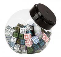 Jar of Dice - Ancient Fudge & Cyber Fudge (d6)