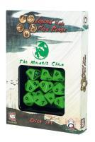 d10 Mantis Clan Dice Set (10)