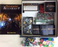 Dungeon Alliance Collection - Base Game w/Expansion