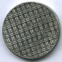 "1"" Round Base - Plain Sewer #2"