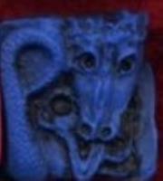 Dragon Dice - Blue (2)