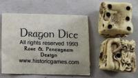 Dragon Dice - Bone (2)