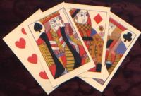 Playing Cards - 18th Century, English