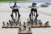 Alien Grey HOTT Army