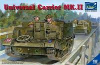 Universal Carrier Mk.II w/Full Interior
