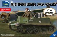 British Airborne Universal Carrier Mk.III & Welbike Mk.2 (Limited Edition)
