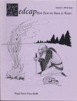 "Vol. 1, #4 ""The Roseblack Circle, Shadow Flambeau, Society of Brutus"""