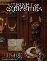 Cabinet of Curiosities - A Sourcebook of Magic & Technology