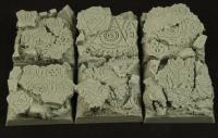 25mm Square Bases