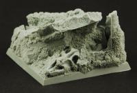 50mm Shamanic Totem Square Base