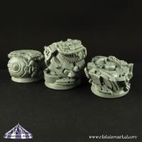 30mm Round Scenic Bases