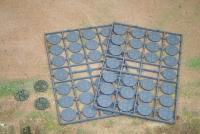 25mm Round Paved Effect Bases