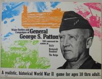 Major Battles and Campaigns of General George S. Patton (Large Box Edition)