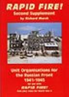 Supplement #2 - Unit Organisations for the Russian Front 1941-1945