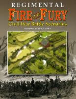 Civil War Battle Scenarios Vol. 2 - 1862-1863