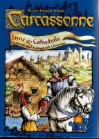 Carcassonne 2-Pack - Carcassonne + Inns & Cathedrals