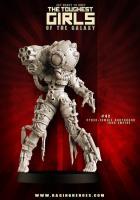 #42 - Cyber Zombie Bodyguard
