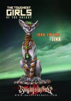 Tall Jinx, Iron Empire Mascot