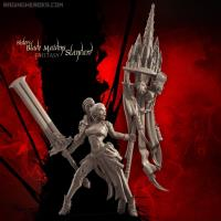 Blade Maidens - Command
