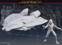 Hunger Games Mockingjay, The - The Board Game