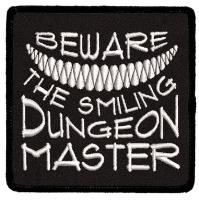 Beware the Smiling Dungeon Master