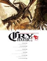 """#6 """"Hybrid RPG Rules & Campaign, The Gorge of the Dragon"""""""