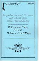 Imperial Armed Forces Vehicle Guide, Altair Sub-Sector #2 - Aircraft, Rotary & Fixed Wing
