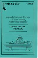 Imperial Armed Forces Vehicle Guide, Altair Sub-Sector #6 - Waterborne