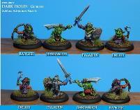 Goblin Adventurer Pack #2