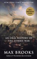 World War Z (Movie Cover Edition)