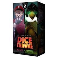 Dice Throne - Season Two, Tactician vs. Huntress
